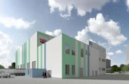 Neubau einer Klärschlammtrocknungsanlage